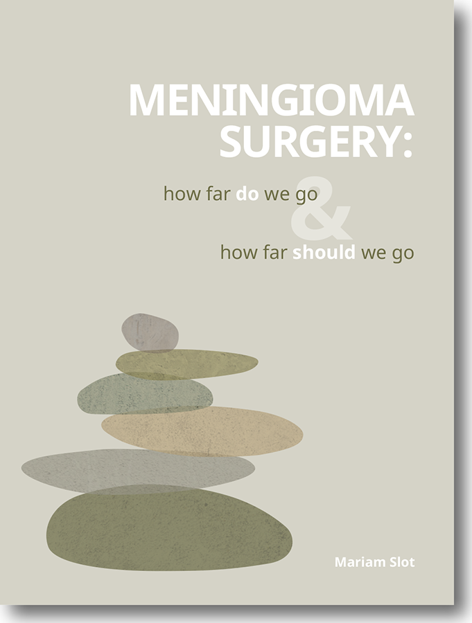MENINGIOMA SURGERY: how for do we go & how far should we go